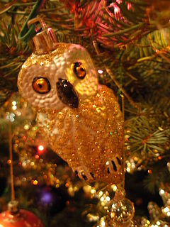 Christmas owl 08 01