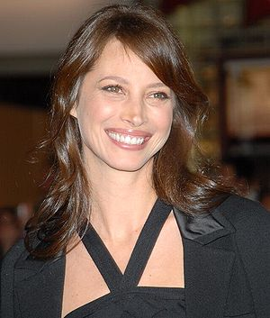 Christy Turlington is an American model of Sal...