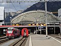 Chur Railway and PostBus Switzerland Station.jpg