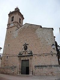 Church of San Miguel Arcángel, Arañuel 04.JPG