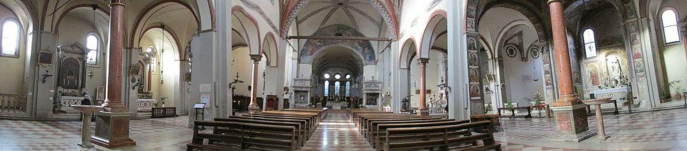 St Francis Frisco >> Church Of Saint Francis The Greater Padua Wikipedia