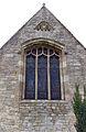 Church of St Guthlac, Little Ponton - East window.jpg