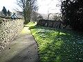 Churchyard, St. Peter's Church, Dormington - geograph.org.uk - 673329.jpg