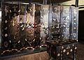 Cina, paravento in stile coromandel, lacca, madreperla, tartaruga e oro, 1750-1800 ca. 00.jpg