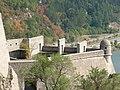 Citadelle de Sisteron - Fortification sud.jpg