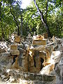 Città del Vaticano - Unidentified fountain 4.jpg