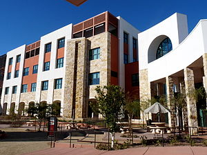 Surprise, Arizona - The Surprise City Hall in January 2010
