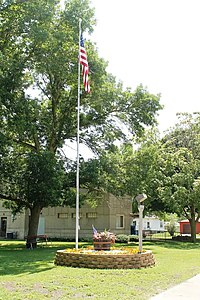City flag pole garden.jpg