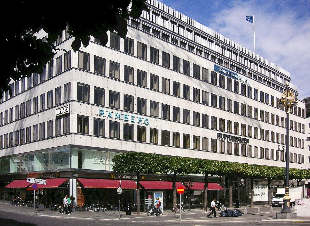 Danske Bank i Sverige – Wikipedia
