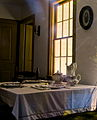 Clara Barton Homestead, interior.JPG
