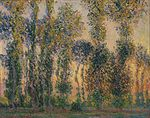 Claude Monet - Poplars at Giverny, Sunrise.jpg