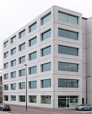 Claus en Kaan Architecten - The former Claus en Kaan Office in Amsterdam, Netherlands, was designed by the firm