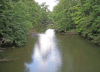 Clear Fork Mohican River