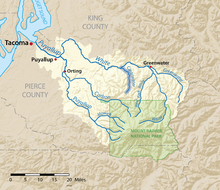 Clearwater River White River  Wikipedia