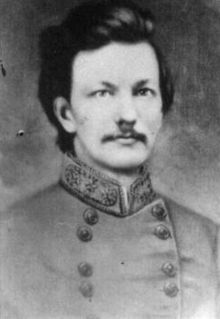 Clement A. Evans Confederate Army general, politician, minister, historian