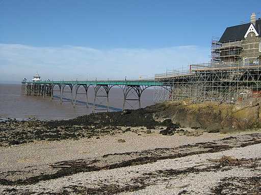 Clevedon Pier. - panoramio (3)