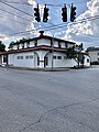 Cliff Gosney's Super Service Station and Tourist Hotel Building, Main Street, Alexandria, KY (50226437308).jpg