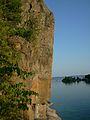 Cliff meets shore.JPG