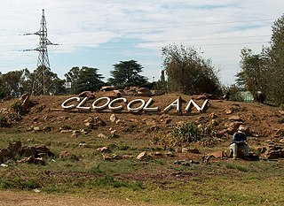 Clocolan Place in Free State, South Africa