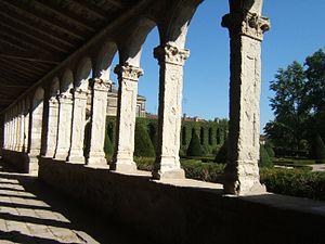 Lot-et-Garonne - Image: Cloitre de Notre Dame de Marmande