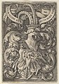 Coat of Arms with an Eagle Surrounded by Foliage MET DP837082.jpg