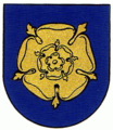 Coat of arms of Rozendaal.png