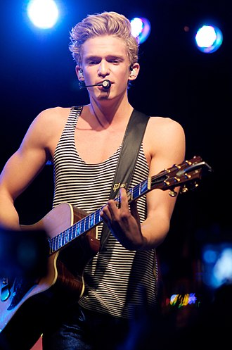 Cody Simpson - Simpson performing at the Nevada Wild Fest outside the Rio in Las Vegas, Nevada 25 October 2012.