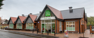 East of England Co-operative Society - East of England Co-op food store in Coggeshall, Essex