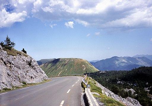 Col de la Pierre Saint Martin France