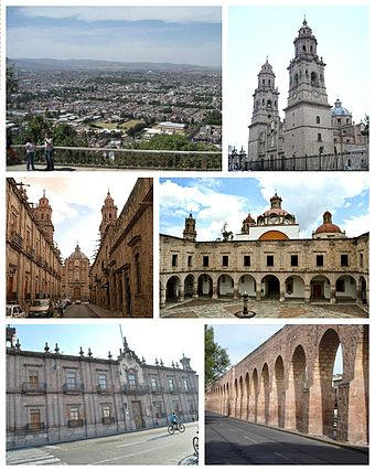 Collage Morelia