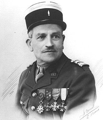 Théophile Marie Brébant - Image: Colonel Brébant