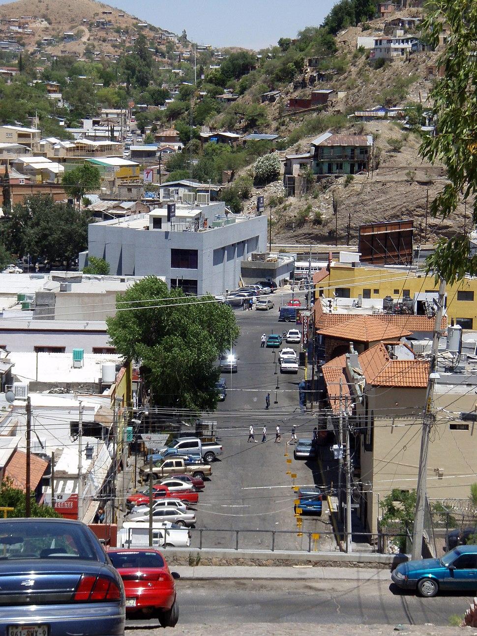 Colonia Centro Nogales