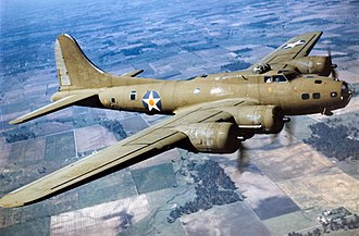 Boeing B-17 Flying Fortress - Boeing B-17E