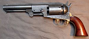 Colt Dragoon Revolver - Third Model Dragoon, U.S. Cavalry issued