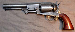 Colt Dragoon Revolver Revolver