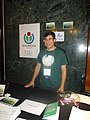 Community Village at Wikimania 2018 (Wikimedia Israel).jpg