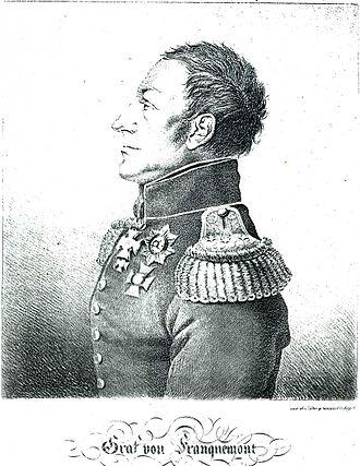 Franquemont - Count Frederic von Franquemont(1770-1842)