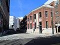 Conductor's Building from Bennett Street, April 2016.JPG