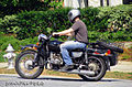 "Cool old bike with side car ""URAL"" (7261239936).jpg"