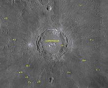 Dating Ariane krateret Copernicus