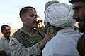 Corpsmen provide medical care to local Afghan villagers DVIDS235311.jpg
