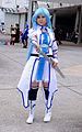 Cosplayer of Asuna, Sword Art Online II in PF22 20150509a.jpg