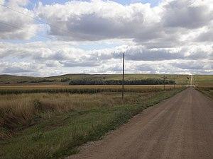 Coteau des Prairies - Image: Coteau Des Prairies From North