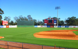 Houston Cougars - Image: Cougar Field 3