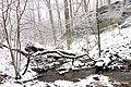 Creek near Hemlock Falls - panoramio.jpg