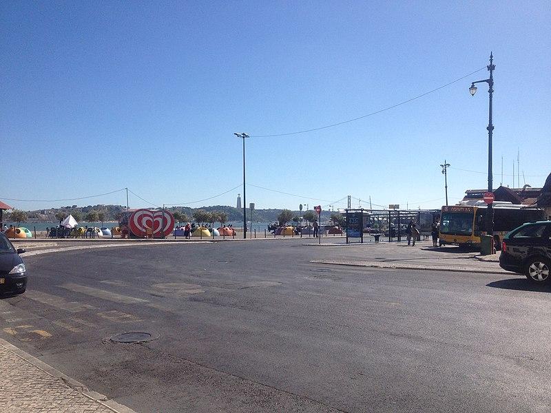 Onde ficar em Lisboa nos arredores do Cais de Sodré