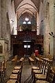 Croisillon sud de l'église Saint-Malo, Dinan, France.jpg