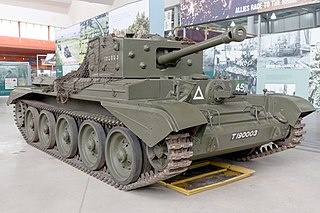 Cromwell tank Cruiser tank