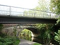 Cromwell Bottom foot bridge - geograph.org.uk - 2114058.jpg
