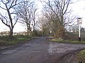 Crossroads at Burham Common - geograph.org.uk - 1062068.jpg